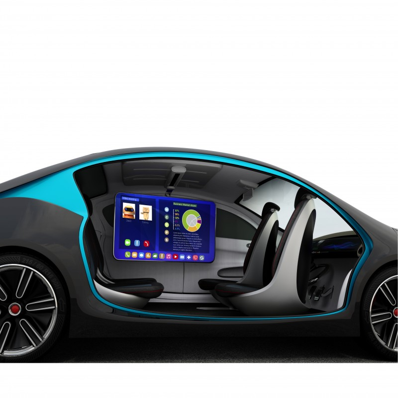 Autonomes Fahren – Vertrauen in Tesla trotz negativer Berichterstattung image