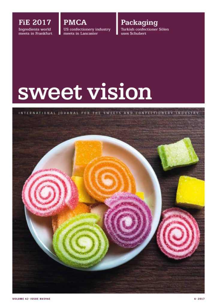 Sweet Vision 4/2016_ Cover